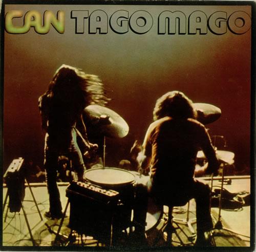 Can Tago Mago - 1st 2-LP vinyl record set (Double Album) UK C+N2LTA115015