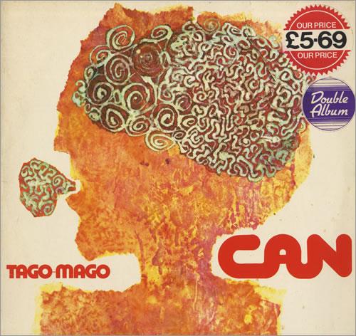 Can Tago Mago 2-LP vinyl record set (Double Album) German C+N2LTA440174