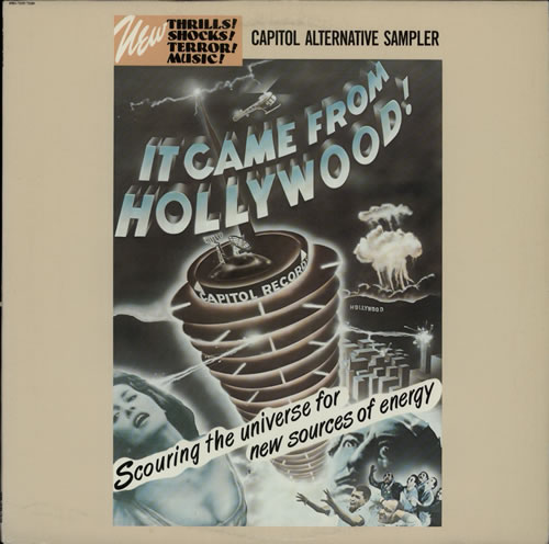 Capitol Records It Came From Hollywood! vinyl LP album (LP record) US 6CRLPIT395775