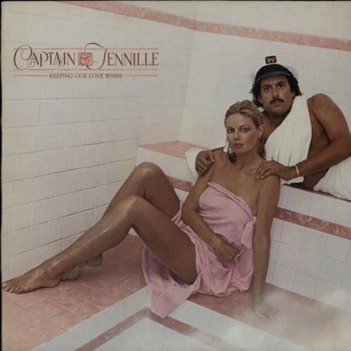 Captain & Tennille Keeping Our Love Warm vinyl LP album (LP record) UK C&TLPKE603766