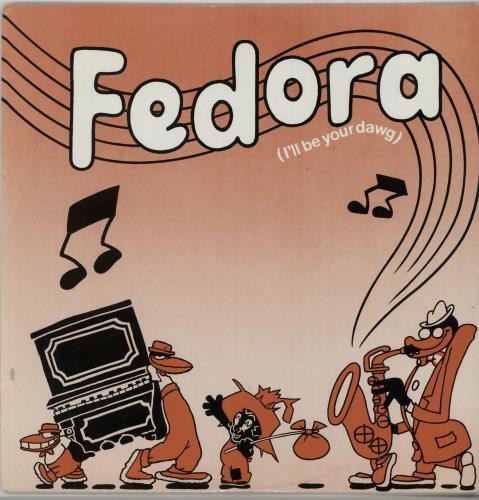 "Caramba Fedora (I'll Be Your Dawg) 12"" vinyl single (12 inch record / Maxi-single) UK IGZ12FE650099"