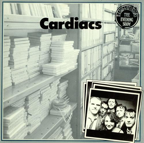 "Cardiacs The Nighttracks Radio 1 Session 12"" vinyl single (12 inch record / Maxi-single) UK AIA12TH466351"
