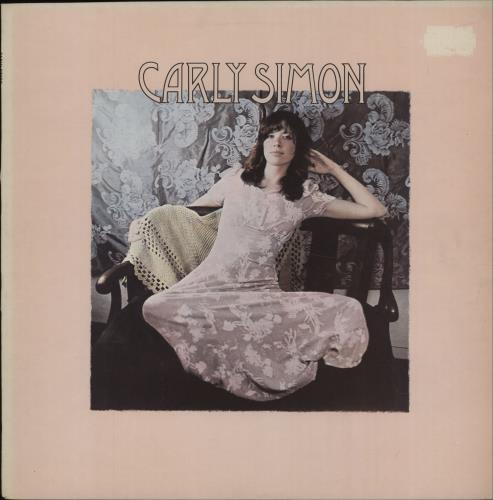 Carly Simon Carly Simon vinyl LP album (LP record) UK CALLPCA671955
