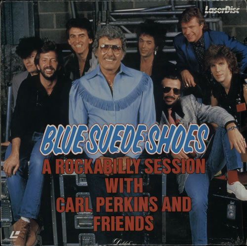 Carl Perkins Blue Suede Shoes A Rockabilly Session Songs