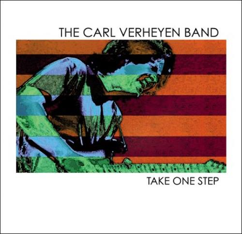Carl Verheyen Take One Step CD album (CDLP) UK CVHCDTA373409