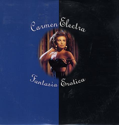 "Carmen Electra Fantasia Erotica - Double Pack 12"" vinyl single (12 inch record / Maxi-single) US CMN12FA104997"
