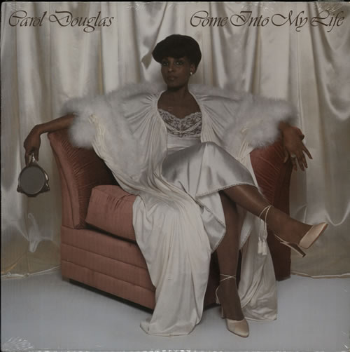 Carol Douglas Come Into My Life vinyl LP album (LP record) US CADLPCO642916