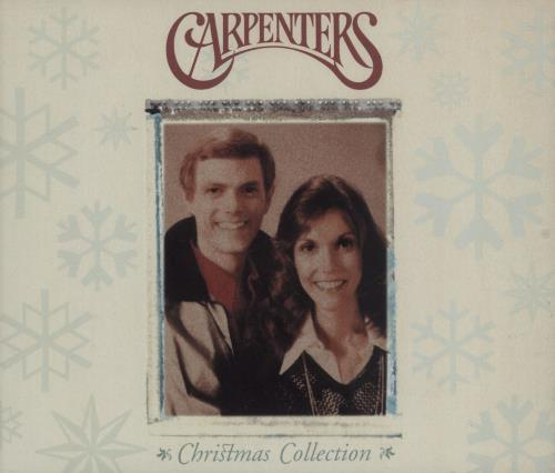 Carpenters Christmas Collection Japanese Promo 2 CD album set (Double CD)