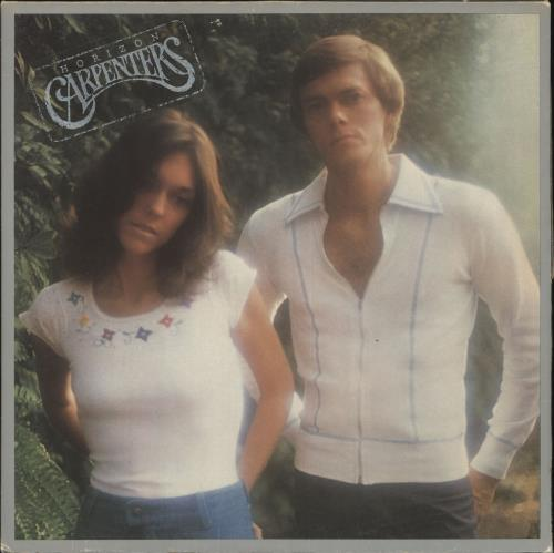 Carpenters Horizon - Stickered Envelope Sleeve vinyl LP album (LP record) US CRPLPHO727986