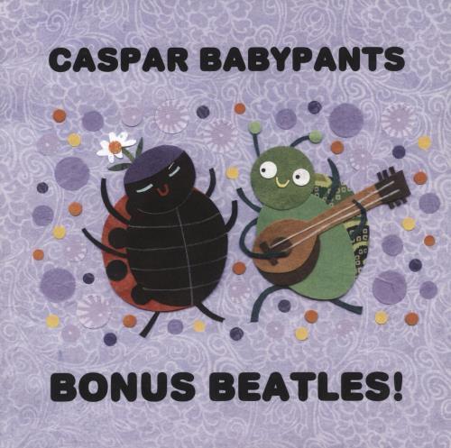 "Caspar Babypants Bonus Beatles 7"" vinyl single (7 inch record) US 1B707BO742923"