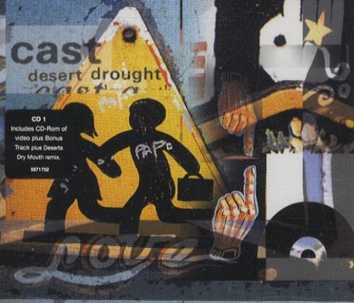 cast desert drought uk 2 cd single set double cd single 191390 eil com
