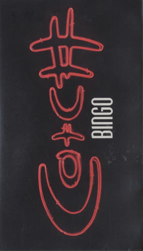 Catch Bingo video (VHS or PAL or NTSC) UK AHTVIBI105115