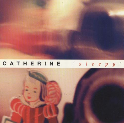 "Catherine Sleepy EP CD single (CD5 / 5"") US HNEC5SL243384"