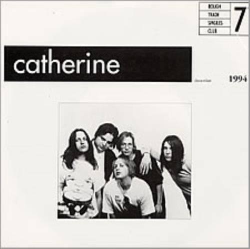 "Catherine Songs About Girls 7"" vinyl single (7 inch record) UK HNE07SO240179"