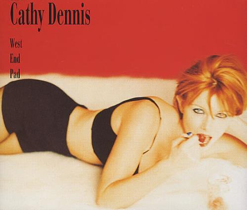 "Cathy Dennis West End Pad CD single (CD5 / 5"") UK DENC5WE75323"