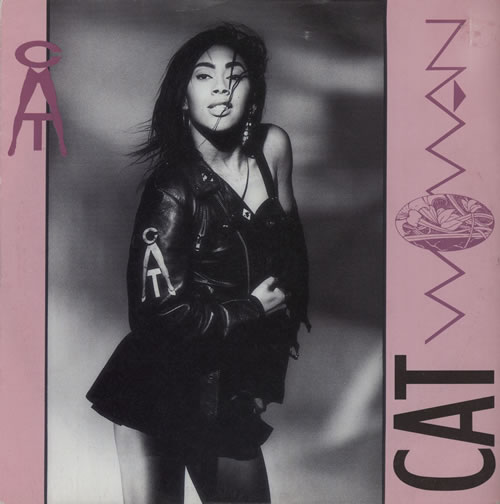 "Cat Catwoman 7"" vinyl single (7 inch record) UK C-T07CA70660"