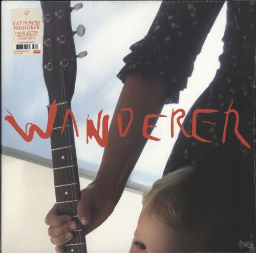 Cat Power Wanderer - Clear Vinyl vinyl LP album (LP record) UK CTPLPWA705830