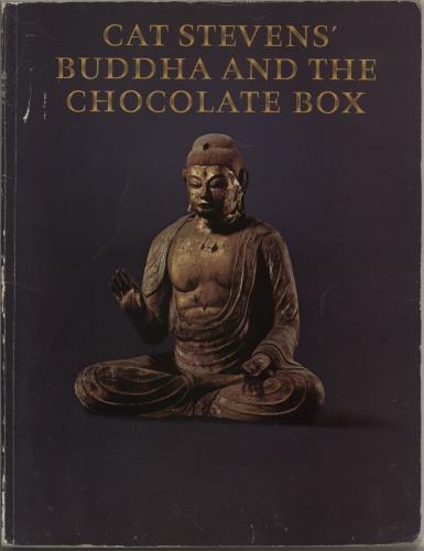 Cat Stevens Buddha And The Chocolate Box sheet music UK CTVSMBU762808