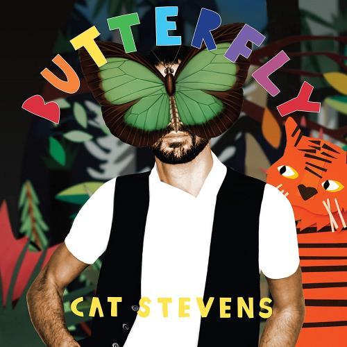 "Cat Stevens Butterfly 7"" vinyl single (7 inch record) UK CTV07BU749594"