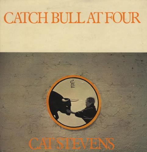 Cat Stevens Catch Bull At Four - 1st - EX vinyl LP album (LP record) UK CTVLPCA257650