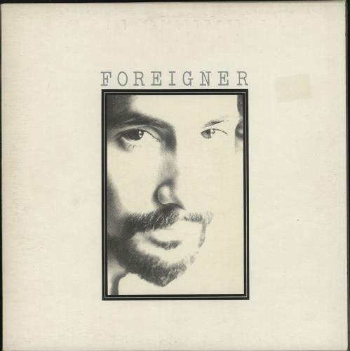 Cat Stevens Foreigner - Complete vinyl LP album (LP record) UK CTVLPFO380397