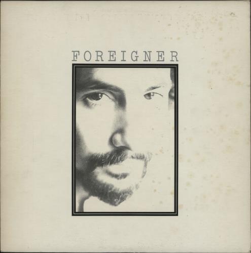 Cat Stevens Foreigner vinyl LP album (LP record) UK CTVLPFO569528