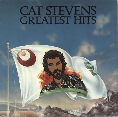 Cat Stevens Greatest Hits + Calendar Poster vinyl LP album (LP record) German CTVLPGR723819