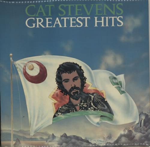 Cat Stevens Greatest Hits - 1st + Calendar Poster - EX vinyl LP album (LP record) UK CTVLPGR622512