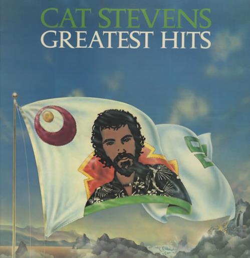 Cat Stevens Greatest Hits - 2nd vinyl LP album (LP record) UK CTVLPGR216835