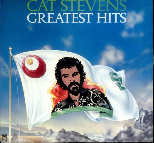 Cat Stevens Greatest Hits vinyl LP album (LP record) Japanese CTVLPGR539482
