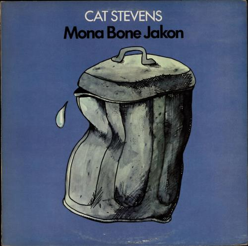 Cat Stevens Mona Bone Jakon - 1st - EX vinyl LP album (LP record) UK CTVLPMO596989
