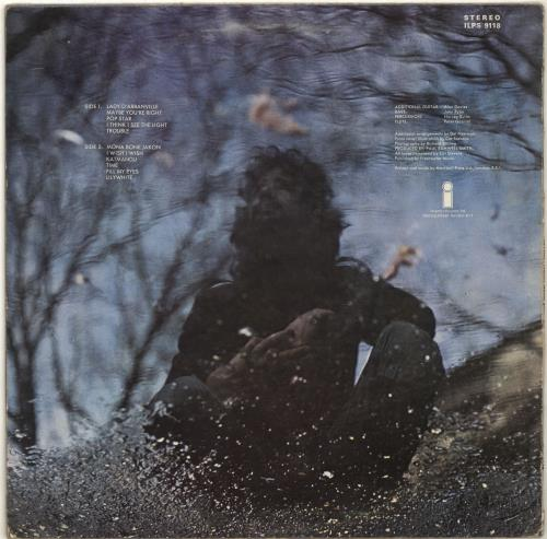 Cat Stevens Mona Bone Jakon - 1st - VG vinyl LP album (LP record) UK CTVLPMO572177