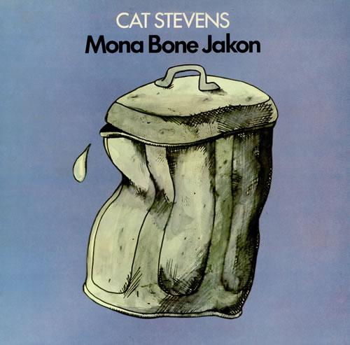 Cat Stevens Mona Bone Jakon - 3rd vinyl LP album (LP record) UK CTVLPMO438518