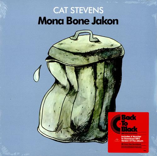 Cat Stevens Mona Bone Jakon vinyl LP album (LP record) UK CTVLPMO458452