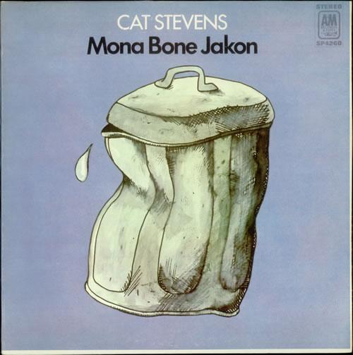 Cat Stevens Mona Bone Jakon vinyl LP album (LP record) US CTVLPMO541245