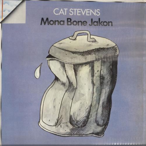 Cat Stevens Mona Bone Jakon vinyl LP album (LP record) Italian CTVLPMO748732