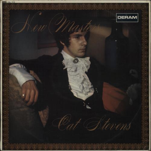 Cat Stevens New Masters - 1st - VG vinyl LP album (LP record) UK CTVLPNE762806
