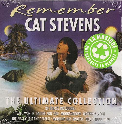 Cat Stevens Remember Cat Stevens The Ultimate Collection