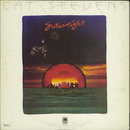 Cat Stevens Saturnight - Cat Stevens Live In Tokyo vinyl LP album (LP record) Japanese CTVLPSA605353