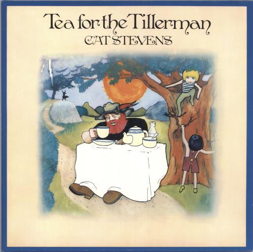 Cat Stevens Tea For The Tillerman - 180gm vinyl LP album (LP record) UK CTVLPTE734071
