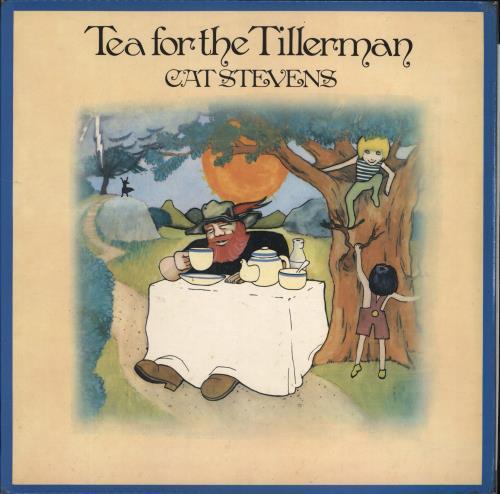 Cat Stevens Tea For The Tillerman - 2nd + Laminated - EX vinyl LP album (LP record) UK CTVLPTE574221