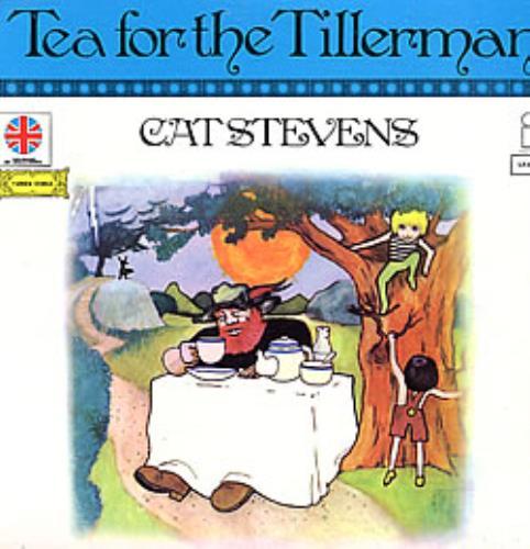 Cat Stevens Tea For The Tillerman vinyl LP album (LP record) Mexican CTVLPTE259029