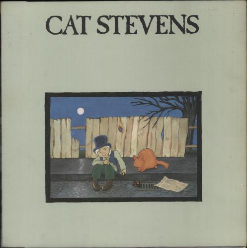 Cat Stevens Teaser And The Firecat - 2nd - Textured vinyl LP album (LP record) UK CTVLPTE568779