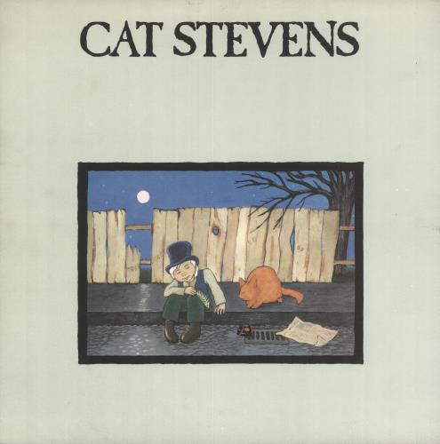Cat Stevens Teaser And The Firecat - 2nd - Textured vinyl LP album (LP record) UK CTVLPTE749885