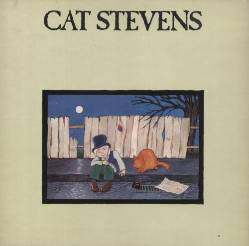 Cat Stevens Teaser And The Firecat - 2nd vinyl LP album (LP record) UK CTVLPTE310939