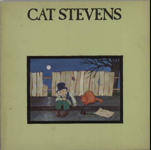 Cat Stevens Teaser And The Firecat - 3rd vinyl LP album (LP record) UK CTVLPTE63243