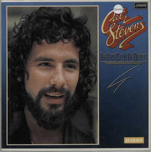 Cat Stevens The First Cut Is The Deepest vinyl LP album (LP record) Brazilian CTVLPTH630369