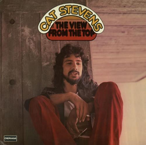 Cat Stevens The View From The Top - EX 2-LP vinyl record set (Double Album) German CTV2LTH144868