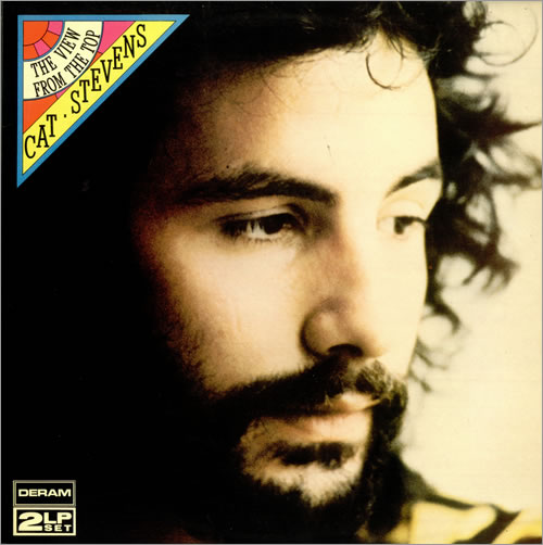 Cat Stevens The View From The Top 2-LP vinyl record set (Double Album) UK CTV2LTH497280
