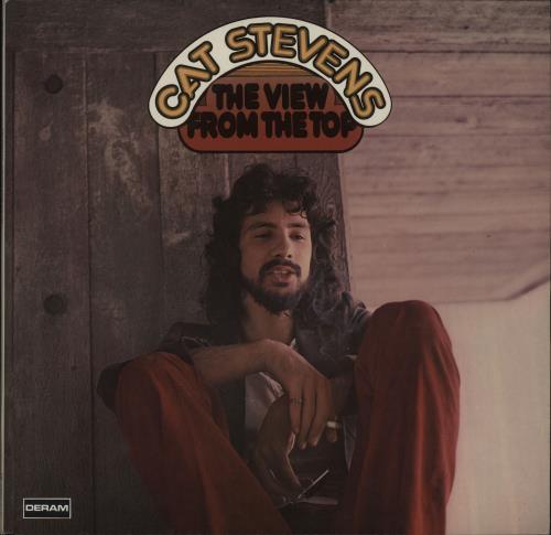 Cat Stevens The View From The Top 2-LP vinyl record set (Double Album) German CTV2LTH678616